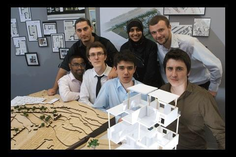 Nottingham Trent architecture students design a residential development to enhance community cohesion.